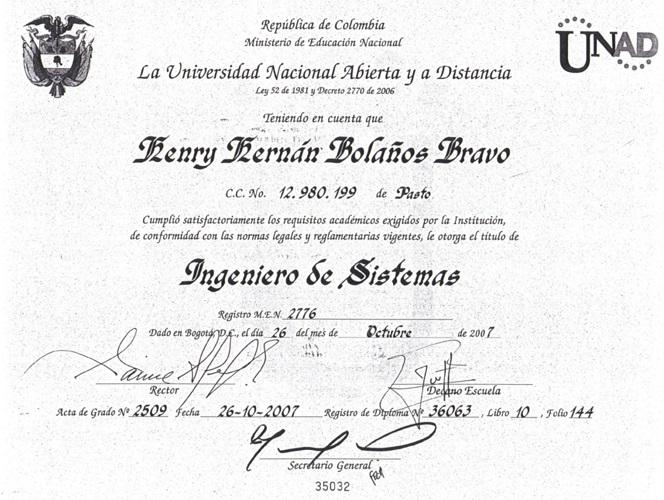 diploma ing