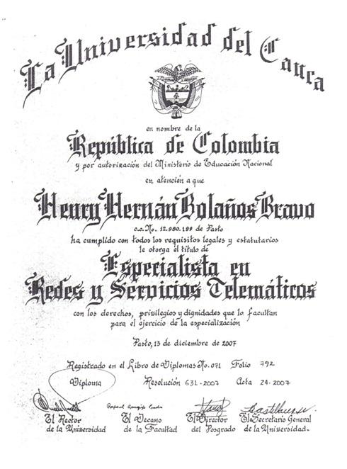 diploma ryst